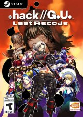 .hack//G.U. Last Recode Steam Cover