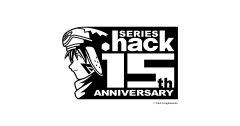 .hack Series 15th Anniversary Logo